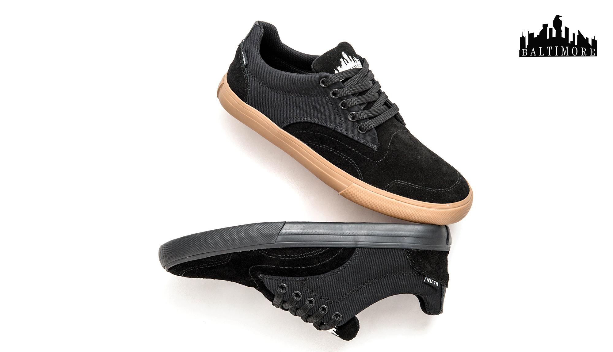 Raven Footwear - Baltimore